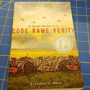 Code Name Verify by Elizabeth Wein Book